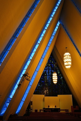 Arctic Cathedral : Tromsø Norway