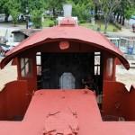 Steam Engine Locomotive Train Graveyard Scrapyard Havana Cuba