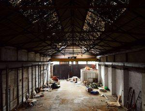 Lewes Disused Warehouse North Street Quarter