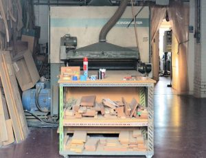 Restall Brown & Clennell Bespoke Furniture Cabinet Maker