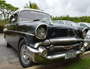Cuba American Yank Tank Cuban Car