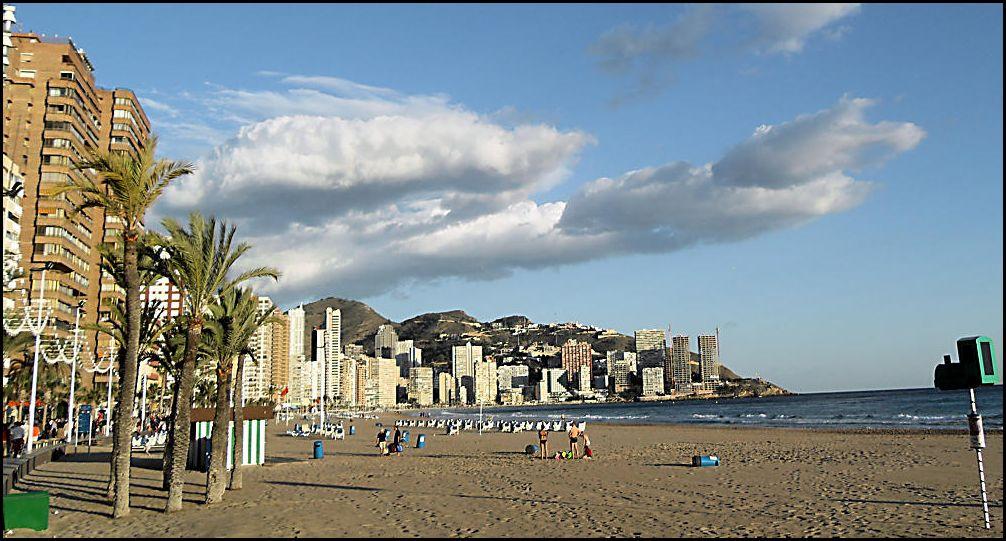 Benidorm Costa Blanca Spain