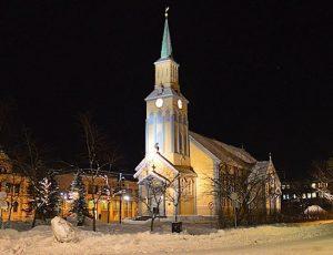 Tromsø Cathedral Norway Church