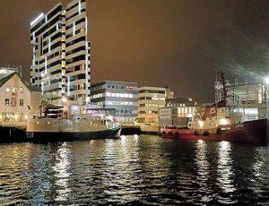 Port Tromsø Norway Harbour