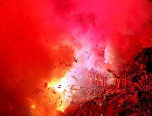 Badge Night Bonfire Celebration Lewes