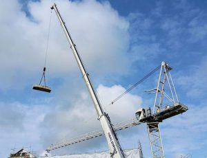 Tower Crane Dismantle Lewes