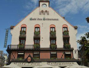 Cafe Des Tribunaux Dieppe France
